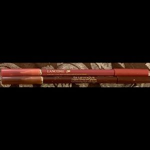 Lancôme le lipstique pencils set of 2